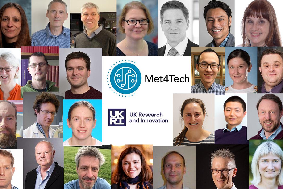 Met4Tech team