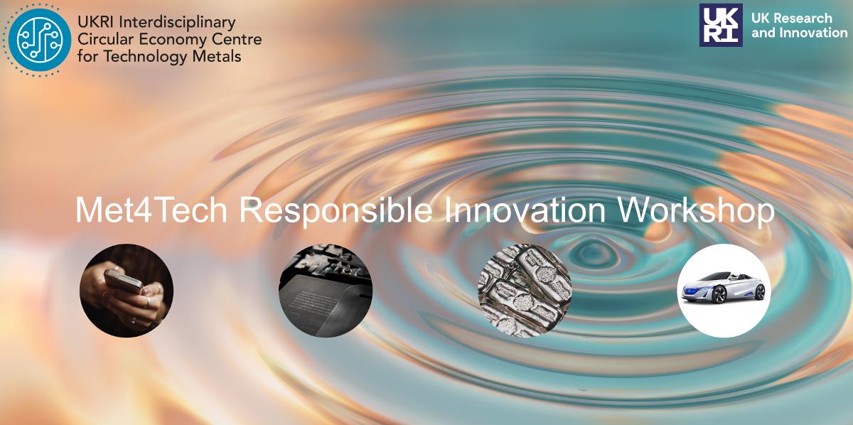 Responsible Innovation Workshop